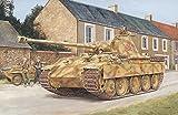 ドラゴン 1/72 第二次世界大戦 ドイツ軍 Sd.Kfz.171 パンターA型 後期生産型 プラモデル DR7505