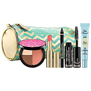 Too Faced Cosmetics All I Want For Christmas Gift Set 6 piece by Too Faced Cosmetics