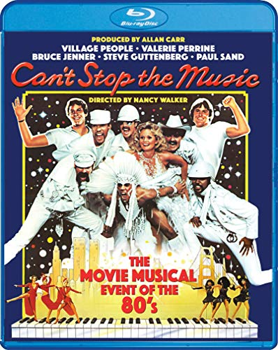 Blu-ray : Can't Stop The Music