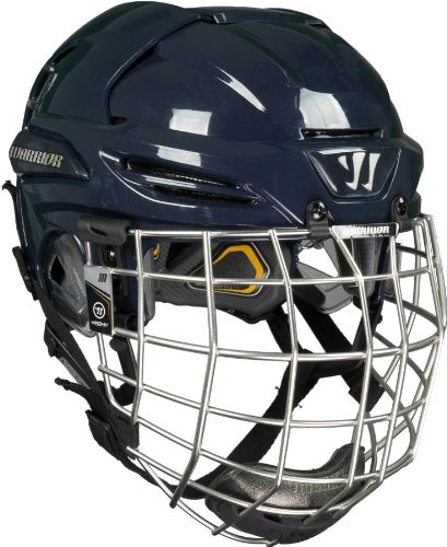 Warrior-KROWN-Hockey-Helmet-Combo-Navy-X-Large