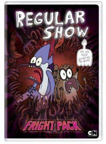 DVD : Regular Show - Fright Pack 4