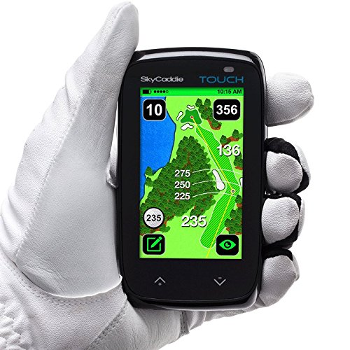 new 5 120 6 cm skycaddie touch t l m tre de golf gps. Black Bedroom Furniture Sets. Home Design Ideas
