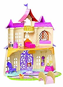 Amazon.com: Disney Sofia the First Magical Castle Playset: Toys