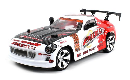 Drift Champ Mercedes Benz SLS GT Electric RC Car 1:14 Scale Ready to Run RTR, Perform Various Drifts, Comes with Extra Set of Rubber Grip Tires