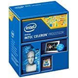 Intel 1150 Celeron G1850 BOX Processore da 2,9 Ghz, Nero