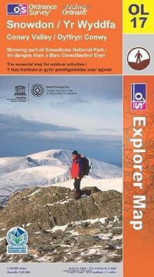 Snowdon (OS Explorer Map)