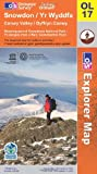 Ordnance Survey Snowdon (OS Explorer Map)