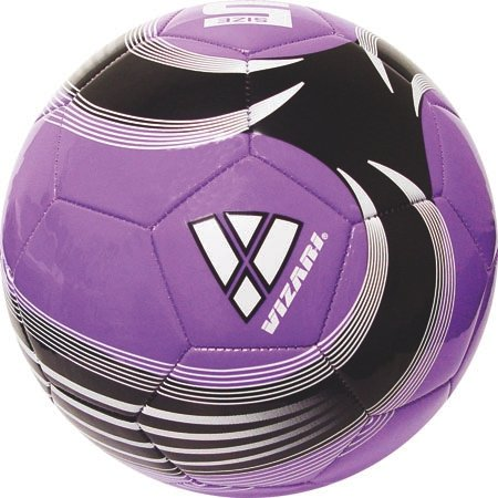 Vizari Astro Soccer Ball, Purple(5)