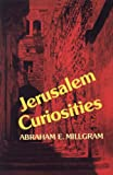 img - for Jerusalem Curiosities book / textbook / text book