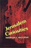 img - for Jerusalem Curiosities book / textbook / text book