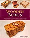 img - for Wooden Boxes: Skill-Building Techniques for Seven Unique Projects book / textbook / text book