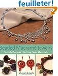 Beaded Macrame Jewelry: Stylish Desig...