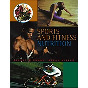 51NhoEVy69L. SL500 AA300  Sports and Fitness Nutrition (with InfoTrac ) [Paperback]