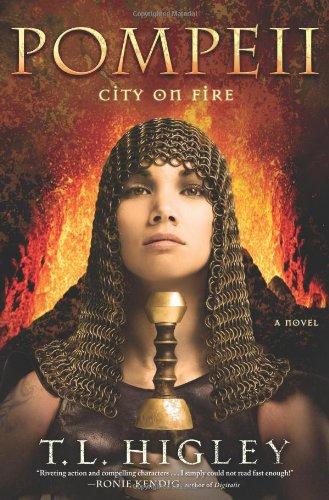 Image of Pompeii: City on Fire: A Novel