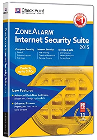 ZoneAlarm Internet Security Suite 2015 (PC)