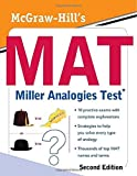 img - for McGraw-Hill's MAT Miller Analogies Test, Second Edition by Zahler Kathy (2010-06-02) Paperback book / textbook / text book