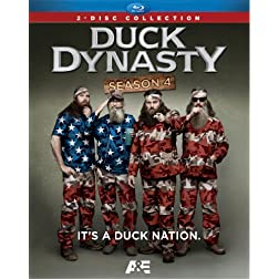 Duck Dynasty Season 4 Blu-ray