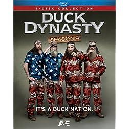 Duck Dynasty Season 4 Blu-ray