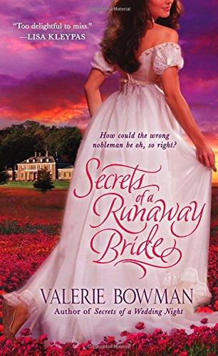 Image of Secrets of a Runaway Bride (Secret Brides, #2)