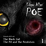 Edgar Allan Poe Audiobook Collection 1:  The Pit and the Pendulum/The Black Cat