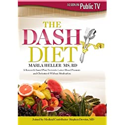 The Dash Diet With Marla Heller, MS, RD