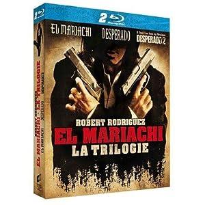 El mariachi la trilogie - El mariachi  / Desperado / Desperado 2 - 2 Blu-ra