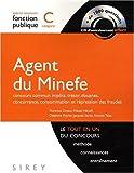 echange, troc Jacques Serba - Agent du MINEFE, catégorie C