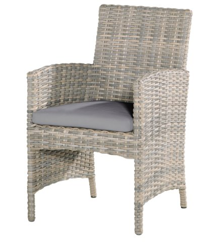 4seasons mambo dining sessel inkl sitz kissen geflecht lagun. Black Bedroom Furniture Sets. Home Design Ideas