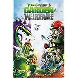 "Plants vs. Zombies Poster Garden Warfare (24""x36"")"