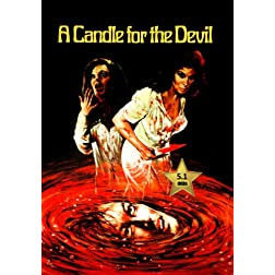 A Candle For The Devil (It Happened at Nightmare Inn) [VHS Retro Style] 1973