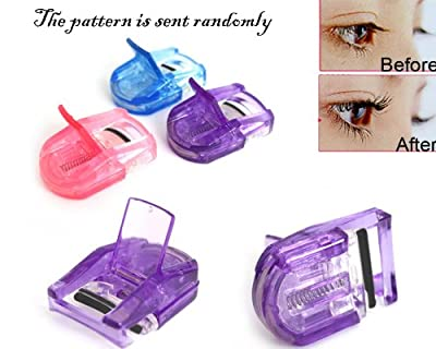 Best Cheap Deal for BONAMART ® Mini Portable Eyelash Eye Lashes Curler Curling Tool Manual clip Flexible by BONAMART - Free 2 Day Shipping Available