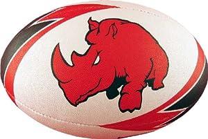 Buy Red Rhino Rugby Ball by Red Rhino Sports