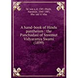 A hand-book of Hindu pantheism : the Panchadasi of Sreemut Vidyaranya Swami (1899)
