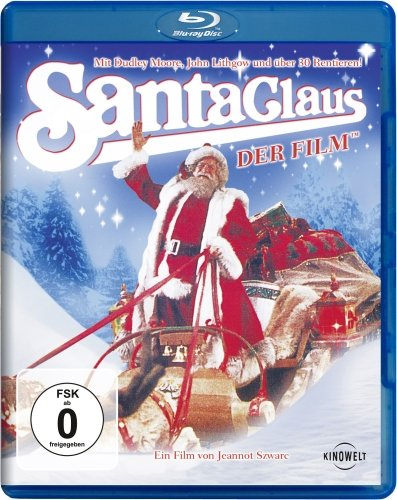 Santa Claus - Der Film [Blu-ray]