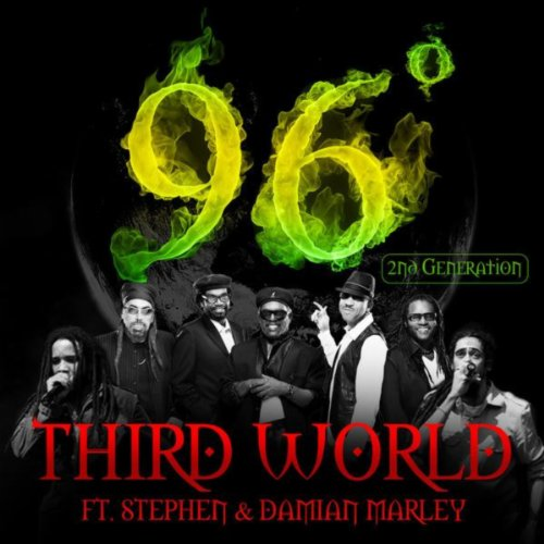 """96 Degrees - 2Nd Generation (Feat. Stephen Marley & Damian """"Jr Gong"""" Marley)"""