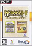 HEROES OF MIGHT AND MAGIC 3 AND 4 COMP