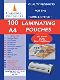 Laminating Pouches 150 Micron, 100 Pack, A4