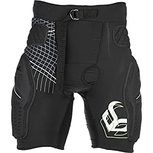 Demon Snow Shield Short - Men's Black, M