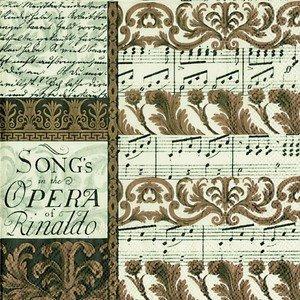 IHR Rinaldo, Konzert, Oper, Musical, Musik, Servietten aus Papier, 20 Stück
