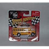 Maisto Speed Wheels Die Cast Vehicles ~ School Bus District 2 Series Xv (Yellow)