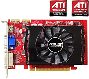 ASUS EAH4670/DI/512M/A Radeon HD 4670 512MB 128-bit GDDR3 PCI Express 2.0 x16 HDCP Ready Video Card