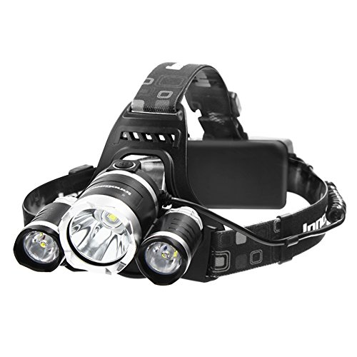 Max Bright LED Headlight Headlamp