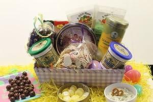 IRRESISTIBLE TREASURE OF TREATS Easter Basket