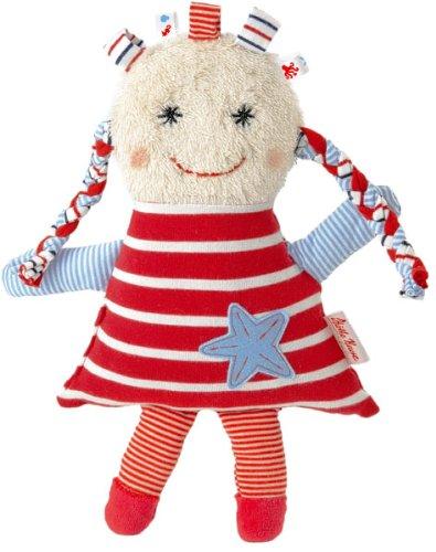 Kathe Kruse Ikibab Plush Doll, Girl front-801800