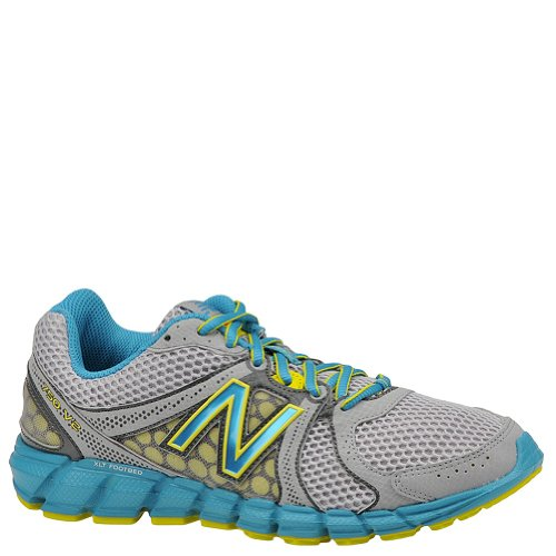 New Balance New Balance Women's W750V2 Running Shoe - Silver-Green