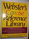 Webster's Concise Reference Guide (0765197464) by Merriam-Webster
