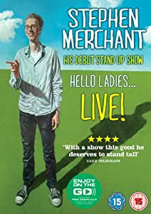 Stephen Merchant Live - Hello Ladies [DVD] (2011)