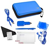 Sac Bleu Pack accessoires