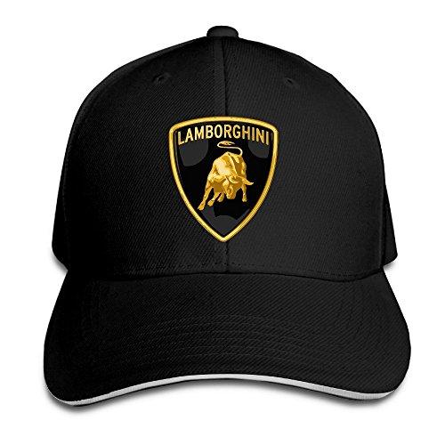 maneg-lamborghini-logo-sandwich-peaked-hat-cap