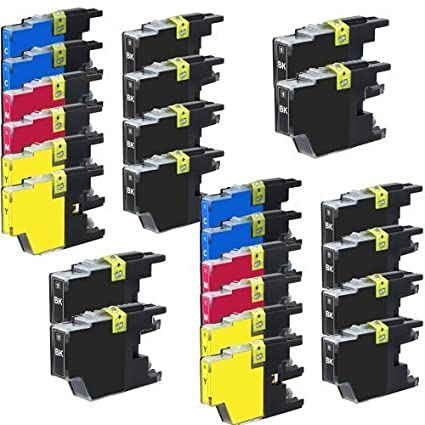 24-Pack Compatible Ink Cartridge Combo